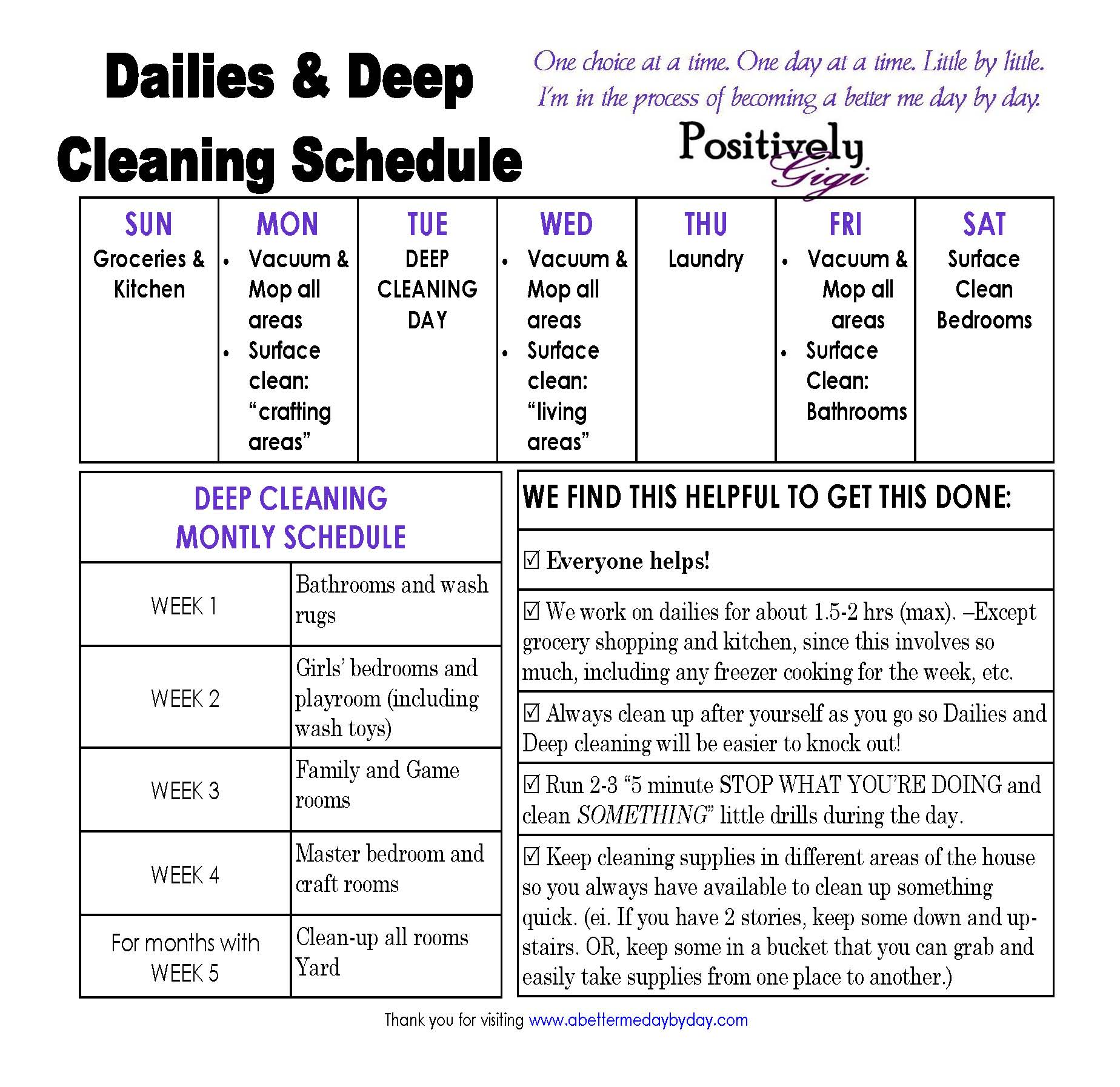 Similiar Day Care Cleaning Checklist Templates Keywords