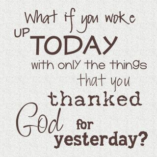Be Thankful. Encouragement and Inspiration. www.abettermedaybyday.com