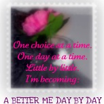 A Better Me Day By Day