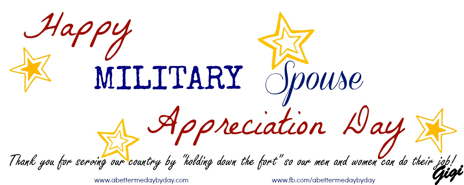 Military Spouse Appreciation Day A Better Me Jpg 1594x638 Certificate