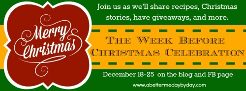 Week Before Christmas Celebration FB cover