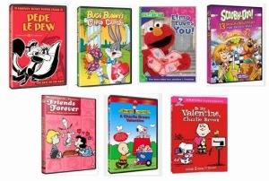 Valentines DVD giveaway